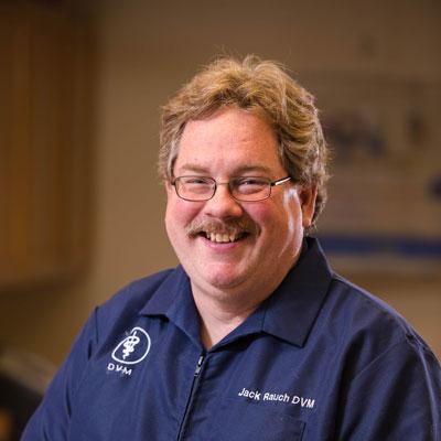 Dr. Jack Rauch : Veterinarian